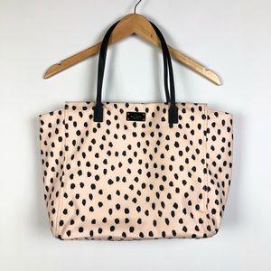 Kate Spade New York Flamingo Dot Tote Bag